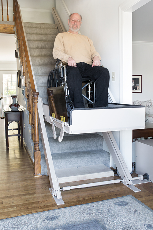 Exceptional Inclined Platform Wheelchair Lifts