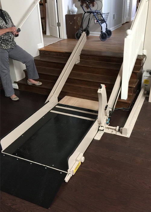 Inclined Platform Lifts Butler Mobility