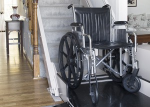 Incline Platform Lift Butler Mobility Products