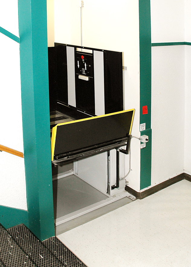 Vertical Platform Lifts | Butler Mobility Products | The
