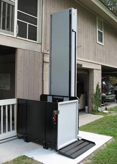 Vertical Platform Lifts Butler Mobility