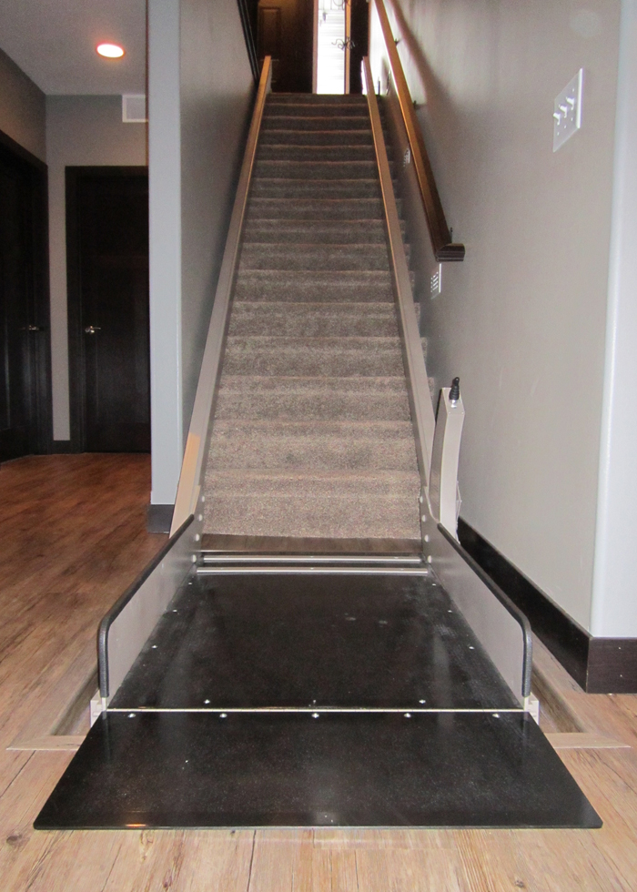 Inclined Platform Lifts | Butler Mobility Products